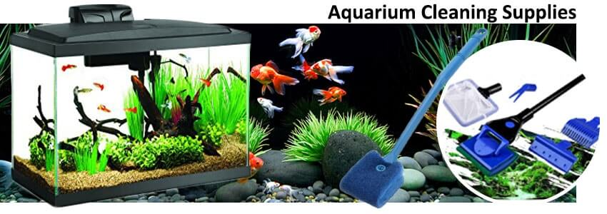 Aquarium Cleaning Supplies