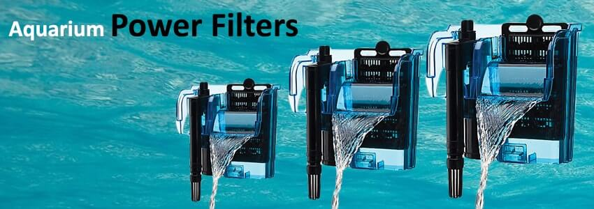 Aquarium Power Filters