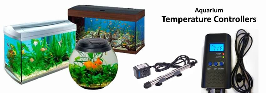Aquarium Temperature Controllers