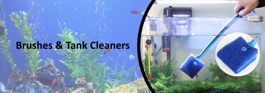 Brushes & Tank Cleaners