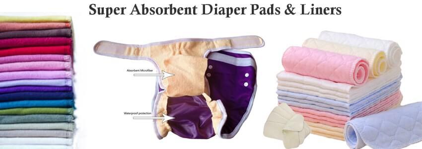 Diaper Pads & Liners