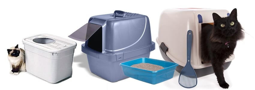 Litter Boxes