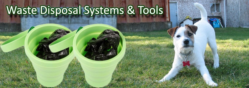 Waste Disposal Systems & Tools