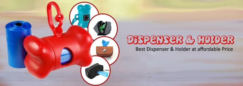 Waste Bag Dispensers & Holders