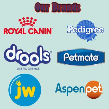 brands on 4petneeds.com