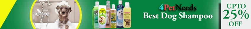 Pet Lovers Deodorant Dog Shampoo erases disgusting smell of a pup's coat
