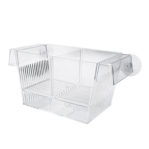 Plastic Aquarium Fish Hatchery Breeder Box