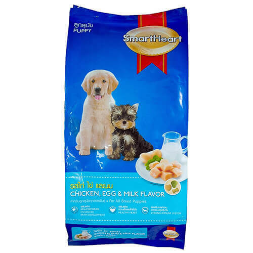 SMARTHEART CHICKEN EGG & MILK PUPPY 1.5KG