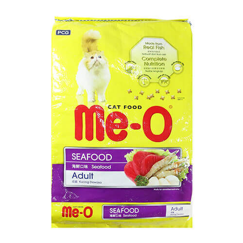 ME-O SEA FOOD ADULT 1.2KG