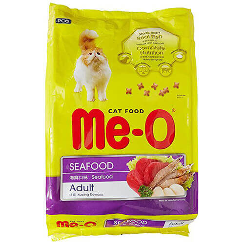 ME-O SEA CAT FOOD ADULT 3KG
