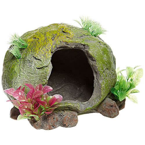 Rock Aquarium Ornament Mountain