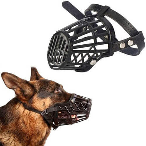 Adjustable Muzzle cum Mouth Cover