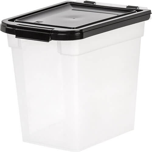 Airtight Pet Food Container