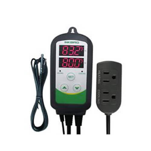 Aquarium Dual Stage Temperature Controller