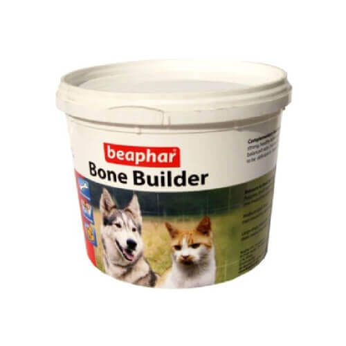 Beaphar Bone Builder Supplement for Dogs 500 gm