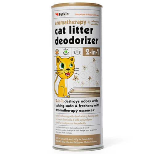 Cat Litter Deodorizer - Vanilla