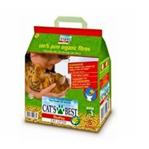 Cats Best Clumping Cat litter 20 Ltr