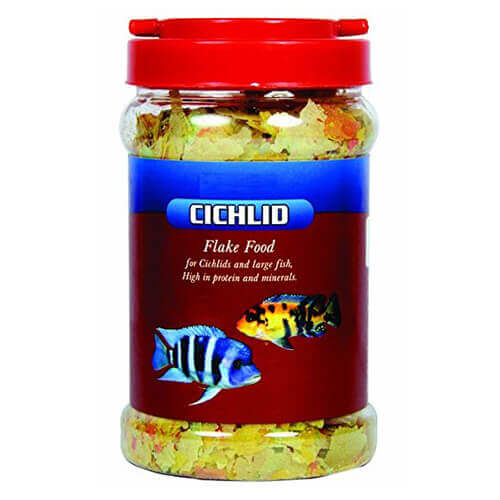 Cichlid Flakes Fish Food 100 g