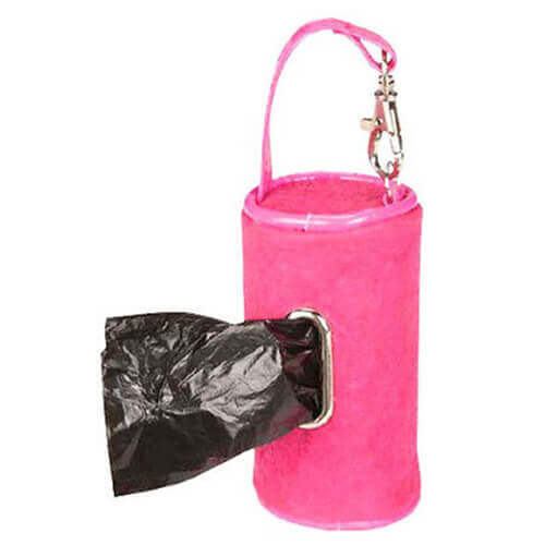 Dog Waste Poop Bag Tote Holder