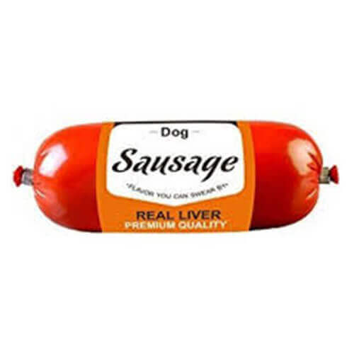 Drools Chew Wacca Real Chicken Sausage