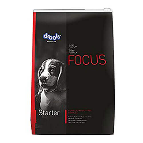 Drools Focus Starter Super Premium 15 KG Dog Food