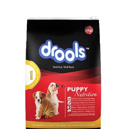 Drools Puppy Dog Food 3Kg