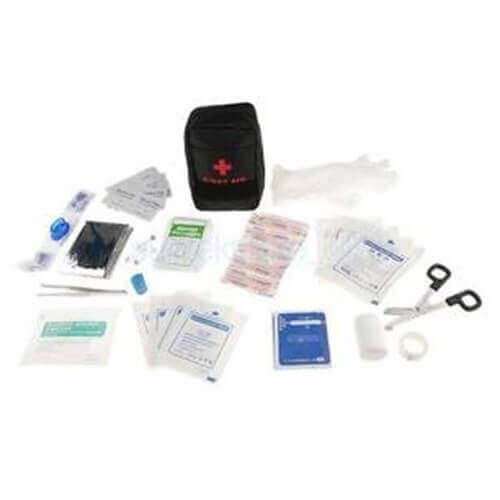 Emergency Medical Supply Bag Home Travel Car