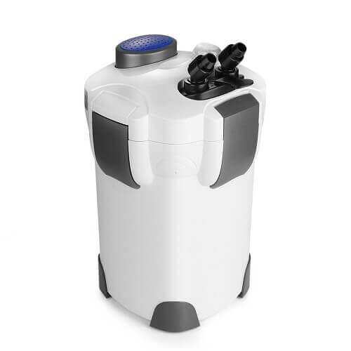 External Canister Filter with UV Sterilizer for Aquarium