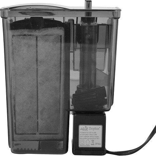 Silent Hang On External Power Filter