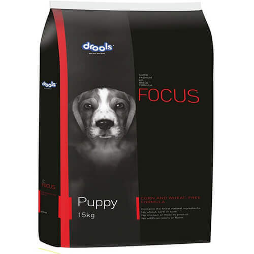 Drools Focus Super Premium Puppy Food 15Kg