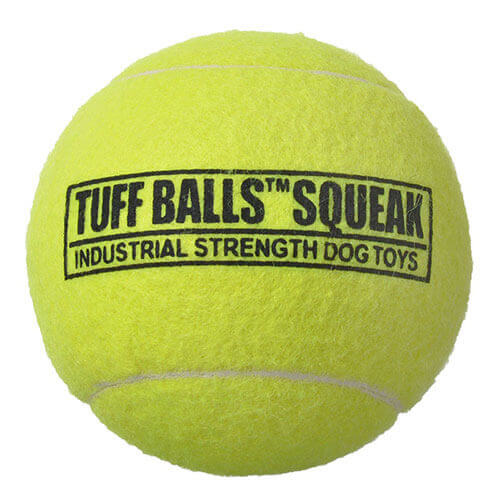 Petsport Giant Tuff Ball Squeak Toy