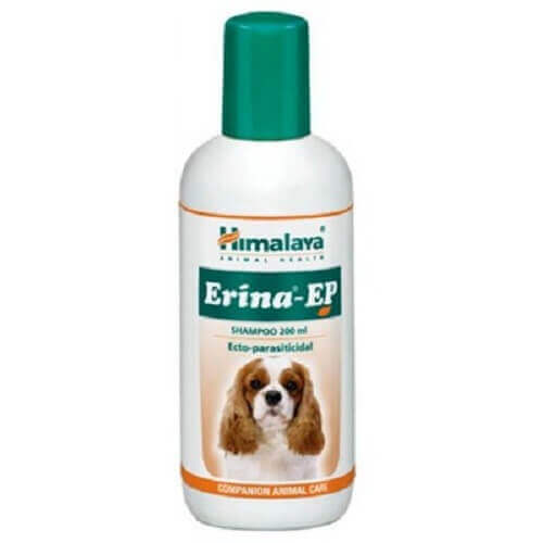 Himalaya Erina Ep Ecto Parasiticidal Shampoo 200 Ml