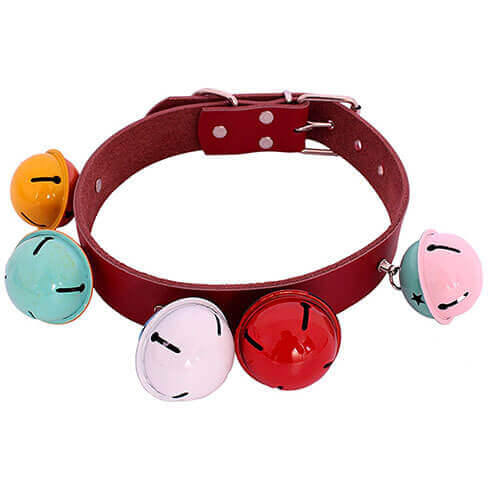 High Quality Adjustable Dog Collar With Bells