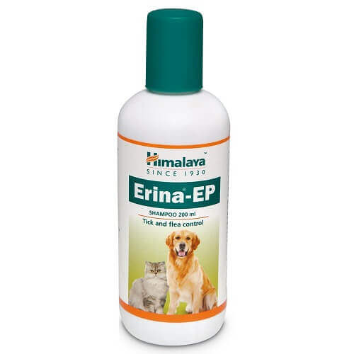 Himalaya Erina EP Shampoo 200 ml Tick and Flea control