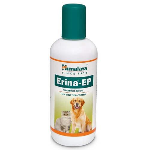 Himalaya Erina EP Shampoo 200 ml Tick and Flea control