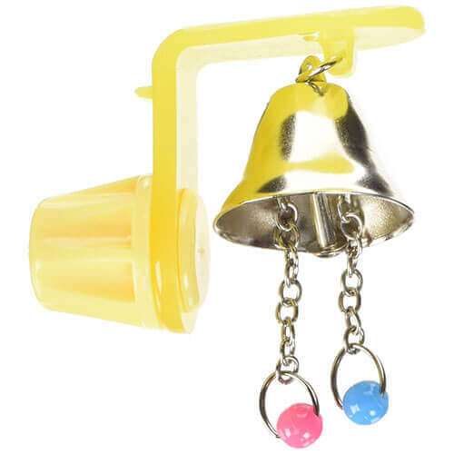 JW Pet Company Activitoys Bell Bird Toy Small