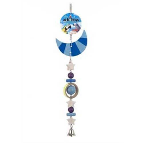 JW Pet Company Activitoys Moon Toy Single Bird Toy Large