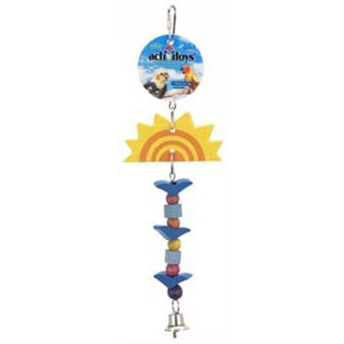 JW Pet Company Activitoys Sun Toy Single Bird Toy Small