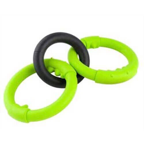 JW Pet Company Big Mouth Rings LT Dog Toy Large Colors Vary