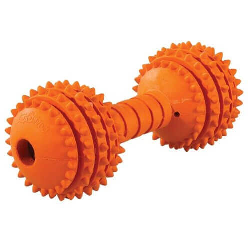JW Pet Company Chompion Middleweight Dog Toy Colors Vary