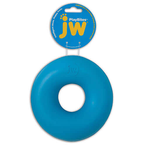 JW Pet Company Doggy Doughnut Toy Large