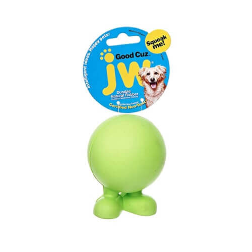 JW Pet Company Good Cuz Dog Toy Medium - 43167