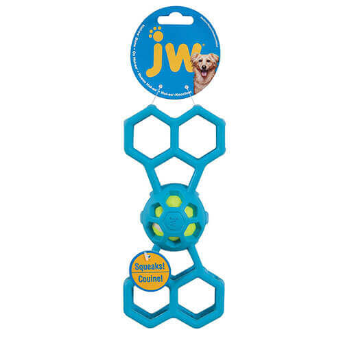 JW Pet Company Hol Ee Bone Pet Squeak Toys