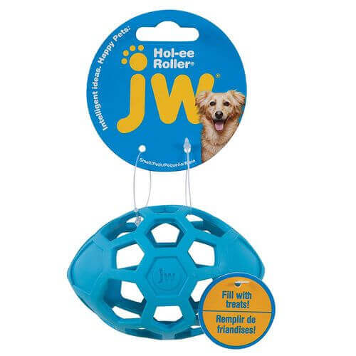 JW Pet Company Hol Ee Roller Egg Pet Toy Balls Small