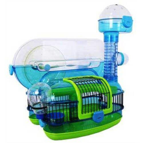 JW Pet Company Petville Habitats Roll-A-Coaster Small Animal Habitat