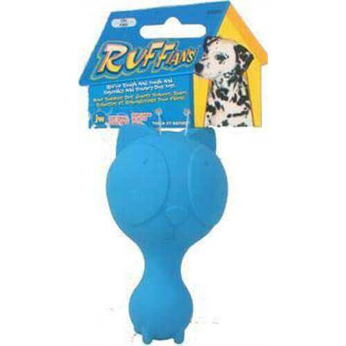JW Pet Company Ruffians Dog Toy Cat Small Colors Vary