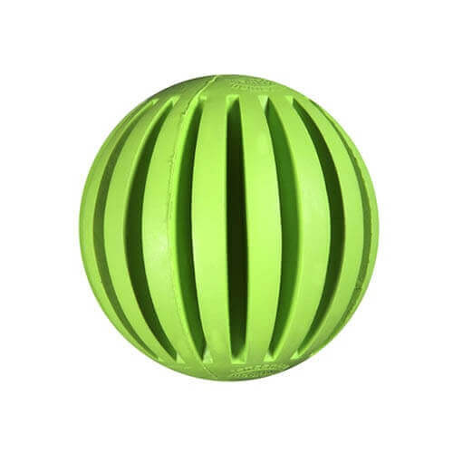 JW Pet Company Tanzanian Mountain Ball Dog Toy Regular Colors Vary