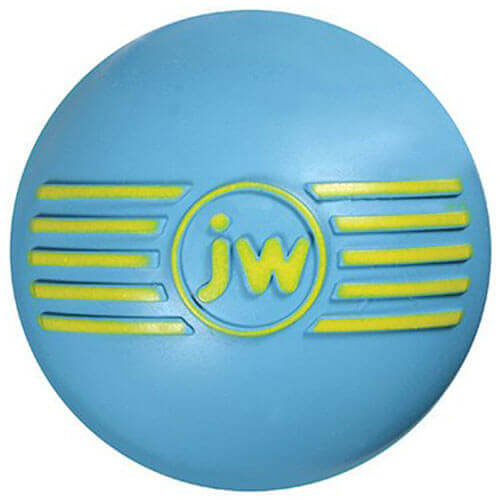 JW Pet the iSqueak Ball Dog Toy Small