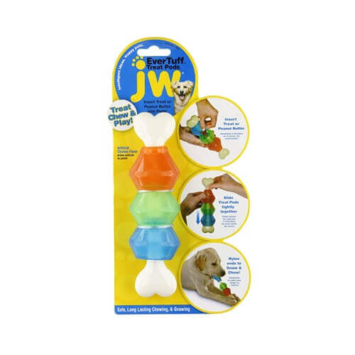 Jw 618940461371 Ever Tuff Treat Pods