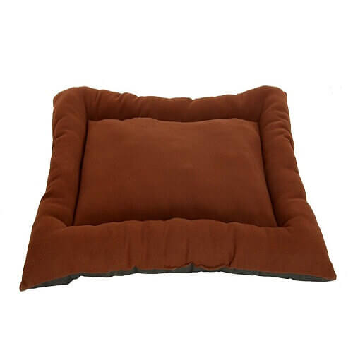 Luxurious Rectangular Flat Soft Dog Bed